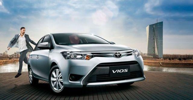 2016 Toyota Vios(NEW) 1.5經典  第1張相片