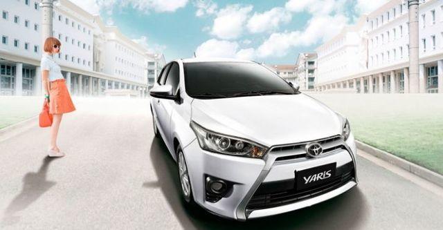 2016 Toyota Yaris(NEW) 1.5經典+  第1張相片
