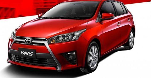 2016 Toyota Yaris(NEW) 1.5雅緻  第5張相片