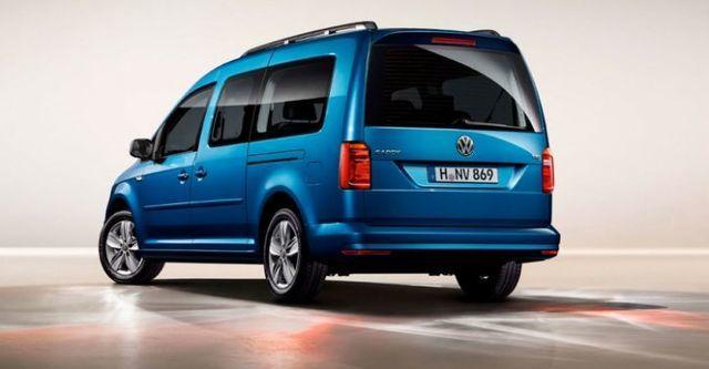 2016 Volkswagen Caddy Maxi 1.4 TSI  第2張相片