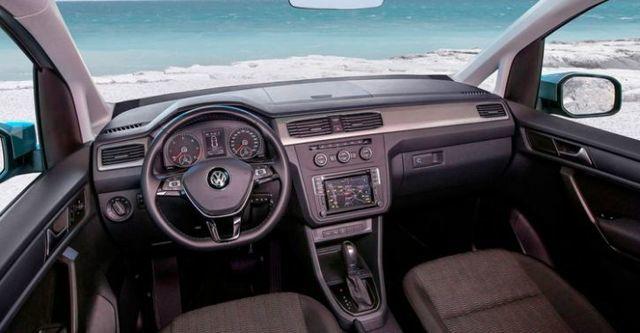 2016 Volkswagen Caddy Maxi 1.4 TSI  第7張相片