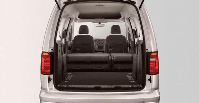2016 Volkswagen Caddy Maxi 2.0 TDI  第9張相片
