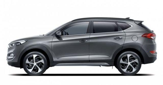 2016 Hyundai Tucson 柴油旗艦4WD  第4張相片