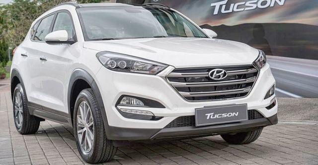 2016 Hyundai Tucson 柴油菁英  第1張相片