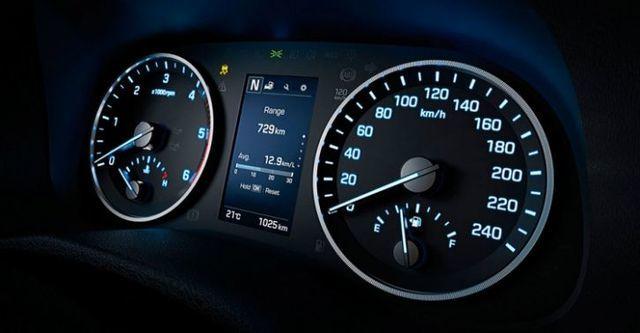 2016 Hyundai Tucson 柴油菁英  第5張相片