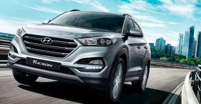 2016 Hyundai Tucson 汽油尊貴  第1張相片