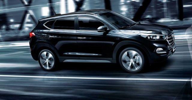 2016 Hyundai Tucson 汽油尊貴  第2張相片