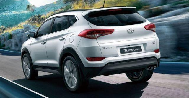 2016 Hyundai Tucson 汽油尊貴  第4張相片