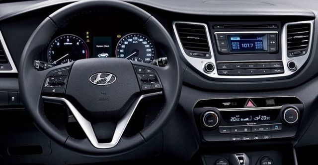 2016 Hyundai Tucson 汽油尊貴  第5張相片