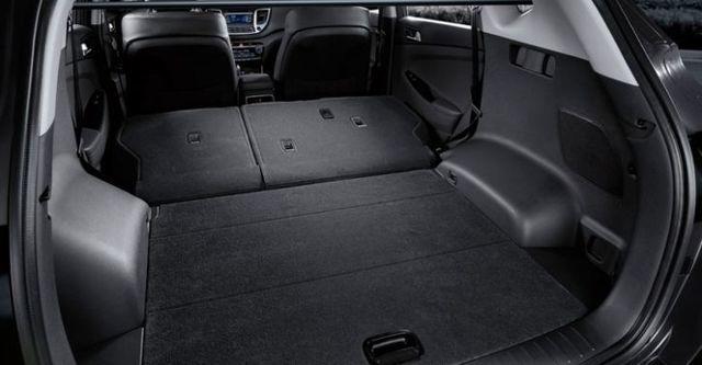 2016 Hyundai Tucson 汽油尊貴  第8張相片