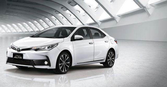 2018 Toyota Corolla Altis 1.8尊爵版