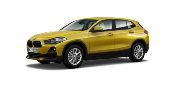 2018 BMW X2 sDrive20i