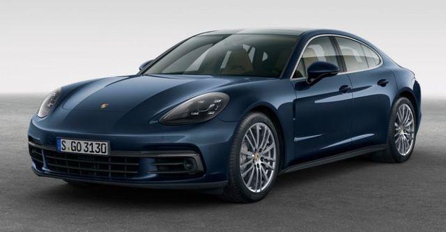 2018 Porsche Panamera 4 S Diesel