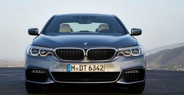 2018 BMW 5-Series Sedan 530d M Sport