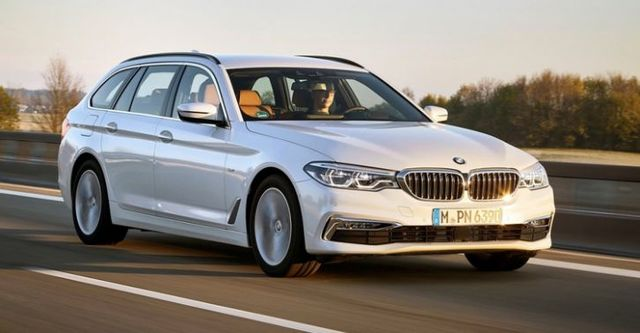 2018 BMW 5-Series Touring 520d Luxury