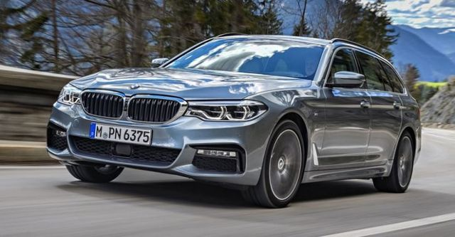 2018 BMW 5-Series Touring 530i M Sport