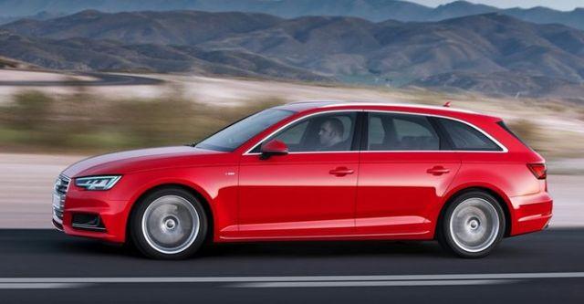 2016 Audi A4 Avant(NEW) 45 TFSI quattro  第2張相片
