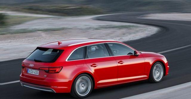 2016 Audi A4 Avant(NEW) 45 TFSI quattro  第3張相片