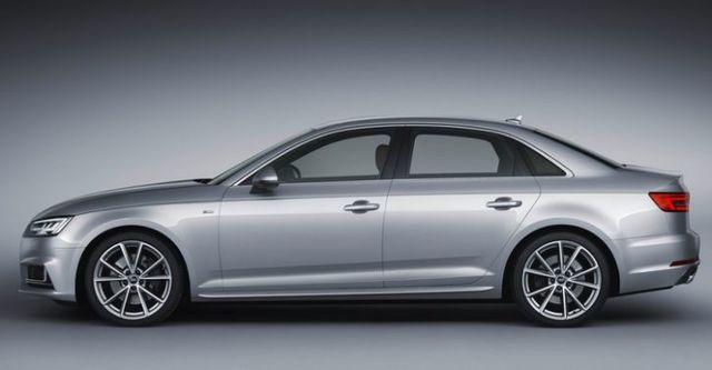 2016 Audi A4 Sedan(NEW) 30 TFSI  第2張相片