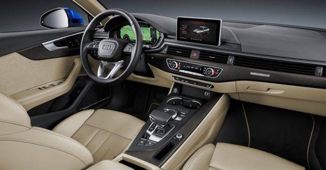 2016 Audi A4 Sedan(NEW) 40 TFSI  第6張相片