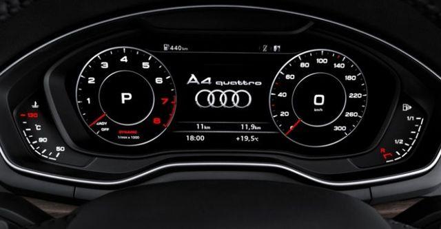 2016 Audi A4 Sedan(NEW) 45 TFSI quattro  第7張相片