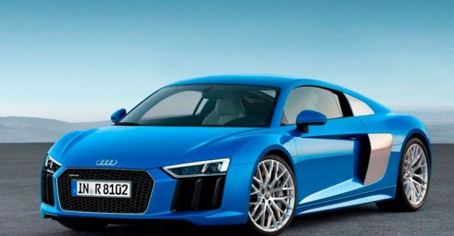 2016 Audi R8 Coupe(NEW) V10  第1張相片