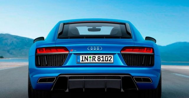 2016 Audi R8 Coupe(NEW) V10  第2張相片