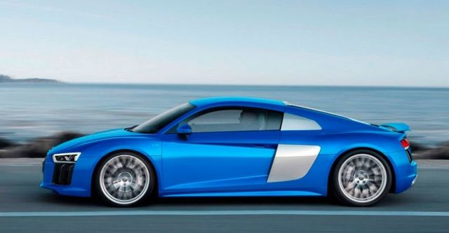 2016 Audi R8 Coupe(NEW) V10  第4張相片