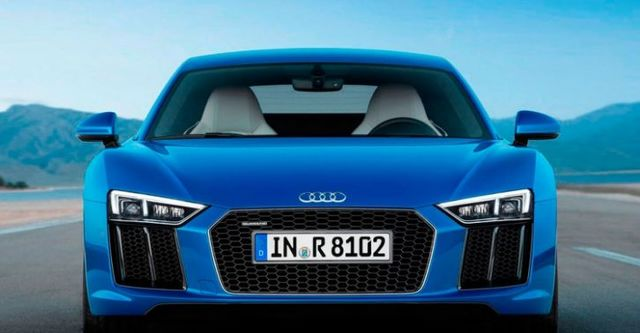2016 Audi R8 Coupe(NEW) V10  第5張相片