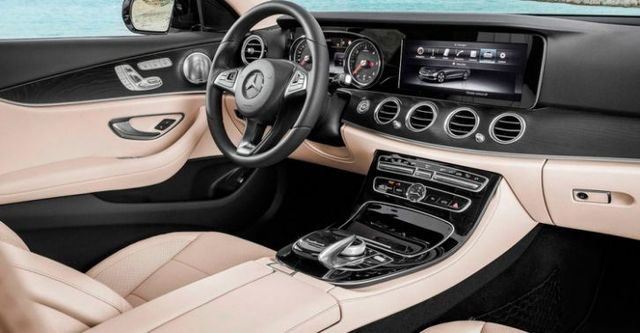 2016 M-Benz E-Class Sedan(NEW) E200d Avantgarde  第5張相片