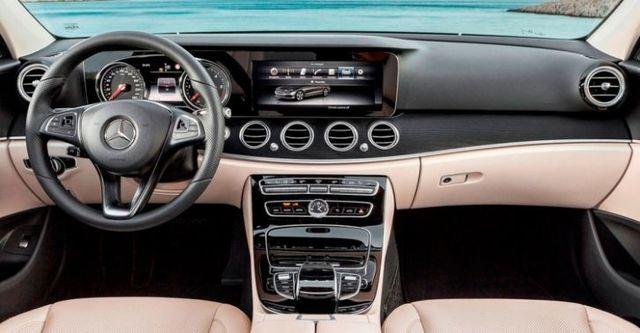 2016 M-Benz E-Class Sedan(NEW) E200d Avantgarde  第8張相片