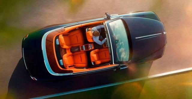 2016 Rolls-Royce Dawn 6.6 V12  第4張相片