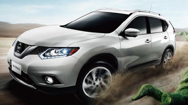 2018 Nissan X-Trail(NEW) 2.5 2WD豪華影音版