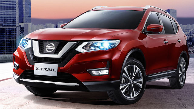 2018 Nissan X-Trail(NEW) 2.5 4WD旗艦科技版