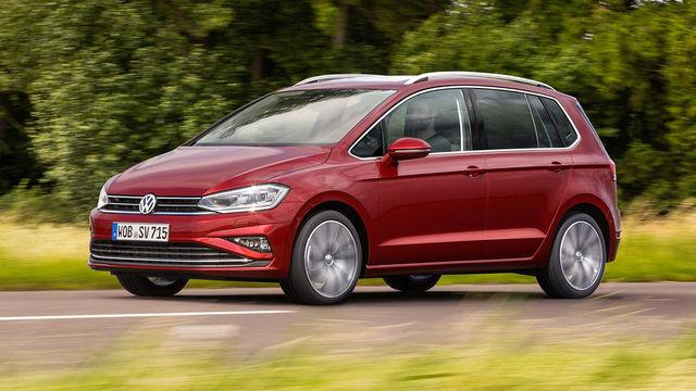 2018 Volkswagen Golf Sportsvan(NEW) 280 TSI Highline Plus
