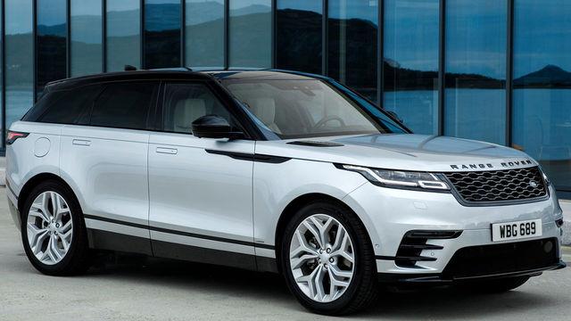 2018 Land Rover Range Rover Velar HSE D300R-Dynamic
