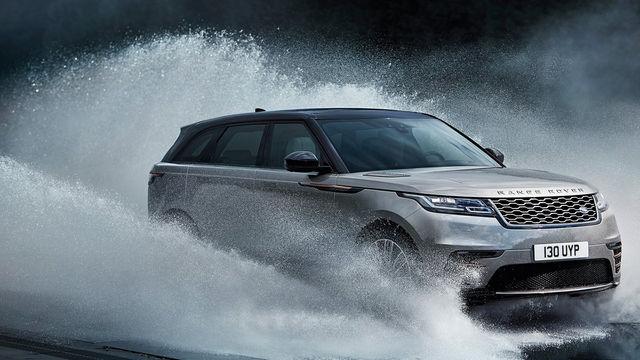 2018 Land Rover Range Rover Velar S P250R-Dynamic