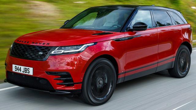 2018 Land Rover Range Rover Velar SE D300R-Dynamic