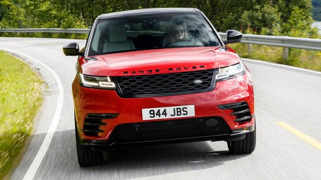 2018 Land Rover Range Rover Velar S D300R-Dynamic