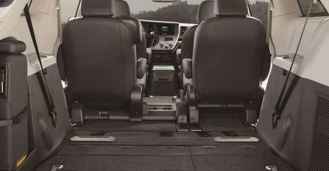 2016 Toyota Sienna 3.5 LE  第6張相片