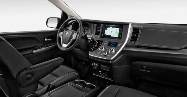 2016 Toyota Sienna 3.5 SE  第6張相片
