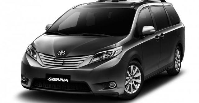 2016 Toyota Sienna 3.5 XLE  第1張相片