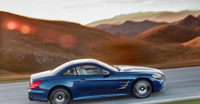 2016 M-Benz SL-Class(NEW) SL400  第4張相片