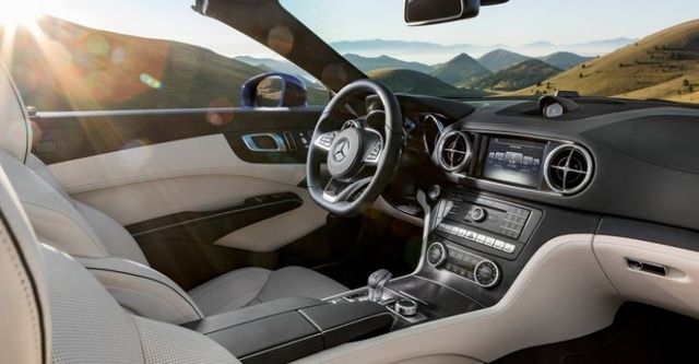 2016 M-Benz SL-Class(NEW) SL400  第10張相片