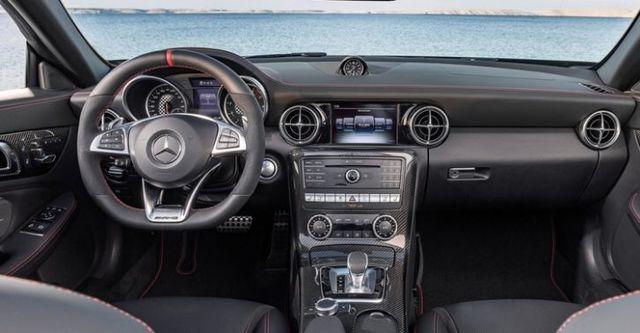 2016 M-Benz SLC-Class AMG SLC43  第8張相片