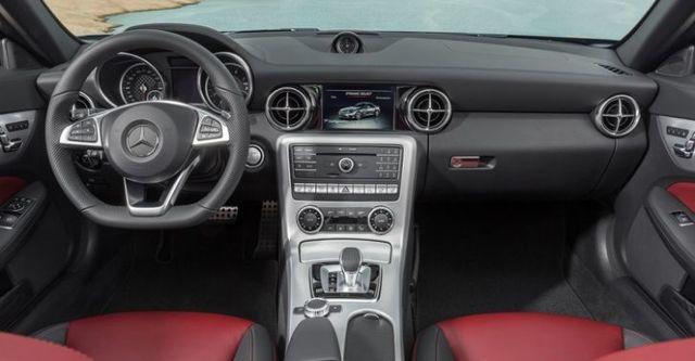 2016 M-Benz SLC-Class SLC200  第8張相片