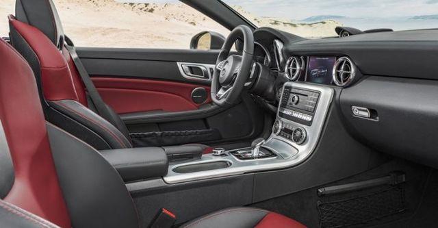 2016 M-Benz SLC-Class SLC200  第10張相片
