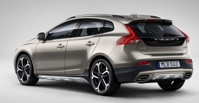 2017 Volvo V40 Cross Country D4運動版  第3張相片