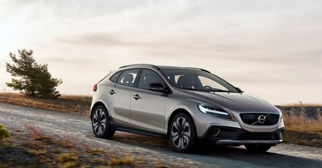 2017 Volvo V40 Cross Country D4運動版  第4張相片