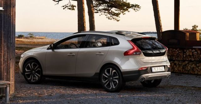 2017 Volvo V40 Cross Country D4運動版  第5張相片